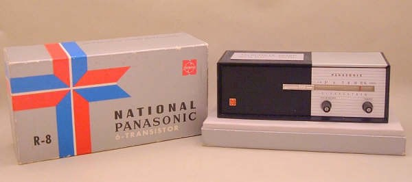 National Panasonic R-8