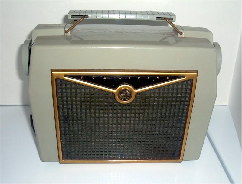 RCA Portable Radio