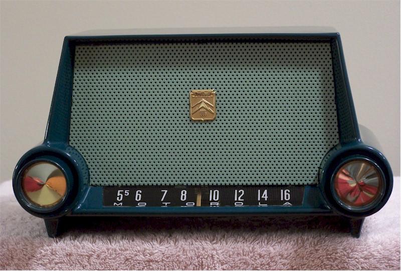 Motorola 53H3 (1954)