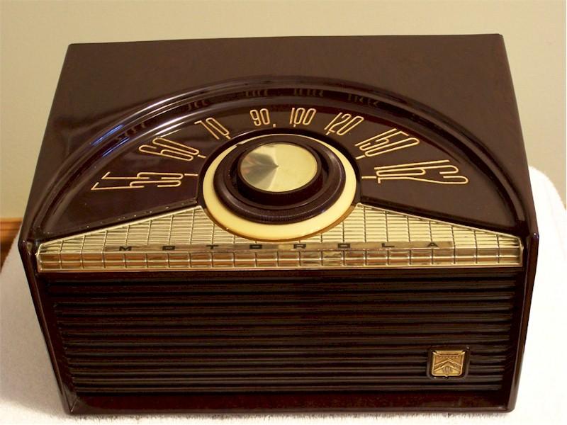 Motorola 53X (1953)
