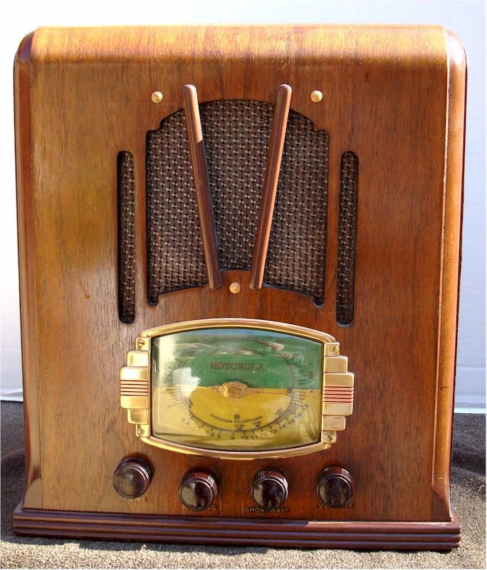 Motorola 5T Tombstone (1937)