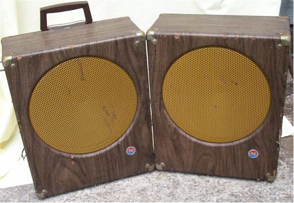 Newcomb Portable Speakers