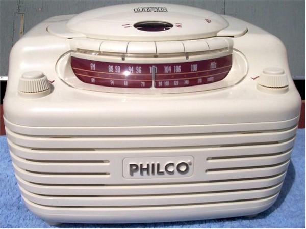 Philco Bakelux 841-230