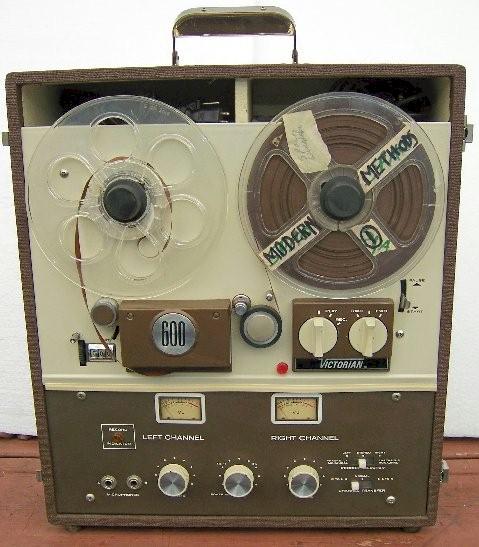 Victorian 600 Recorder