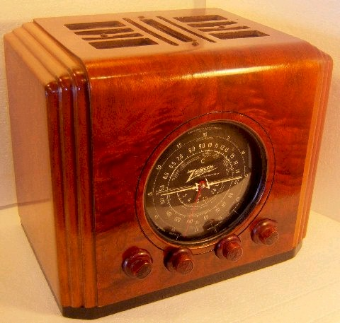 Zenith 5-S-126 Cube (1936)