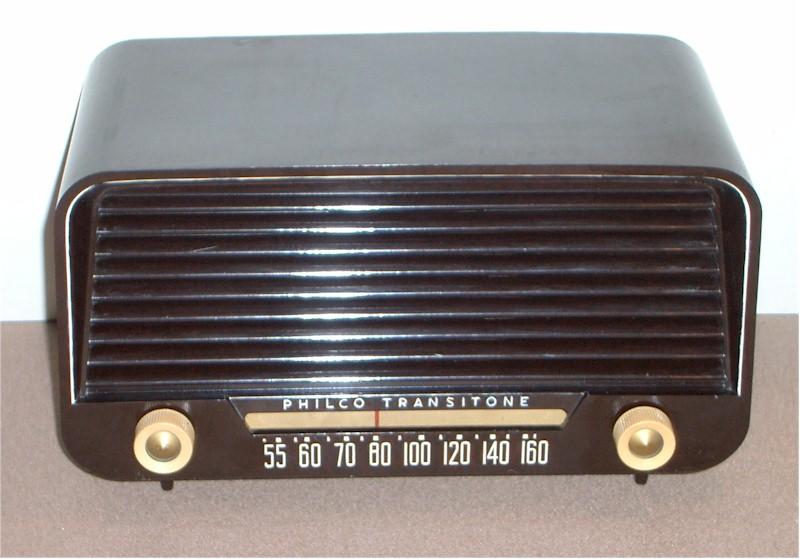 Philco 50-520 (1950)