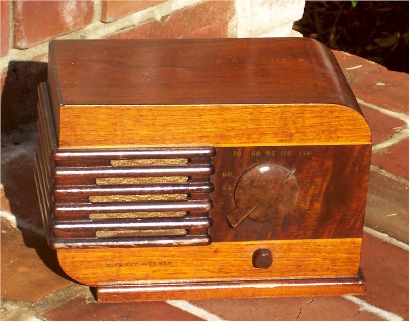 Stewart-Warner Radio (1930s)