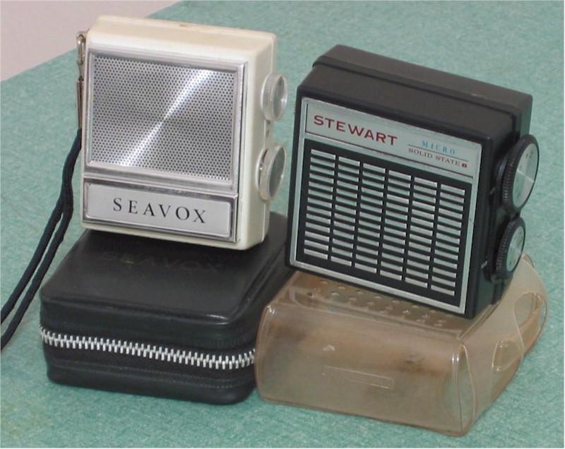Two Micro transistors (1960s?)
