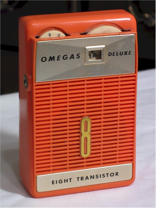 Omegas TR-8 (1962)