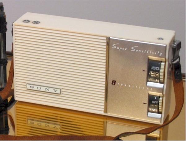 Sony TR-84 (1959)