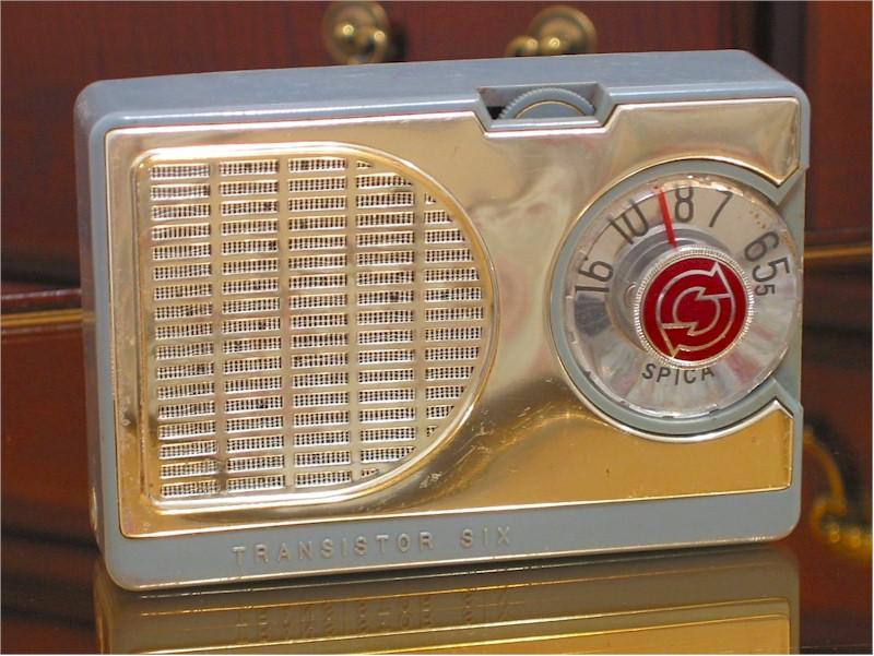 Spica ST-600 Transistor (1958)