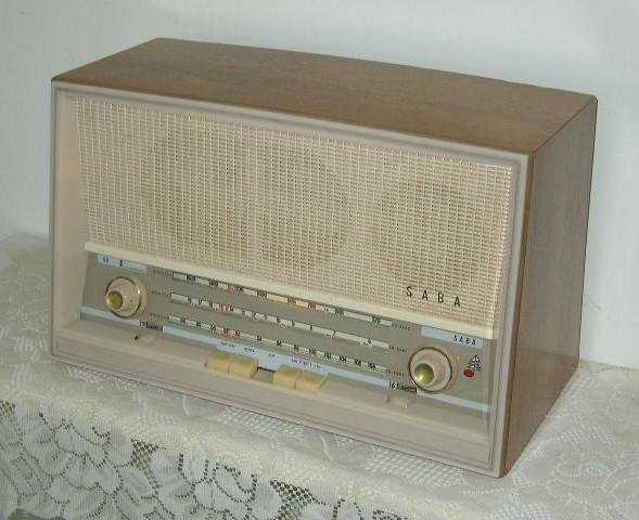 SABA 90/11K Export (1961)