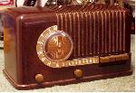 """Silvertone 3311 """"Commentator"""" (1940)"""