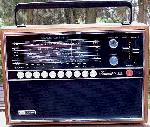 Ideal Imperial VIII Multiband Portable (1975)