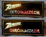 Zenith Chromacolor Sign