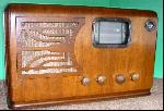 Airline 283 Movie Dial Radio (1937)