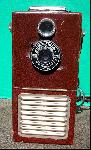 Automatic Radio Tom Thumb Camera Radio (1949)