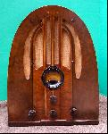 Philco 37-60 Cathedral (1937)
