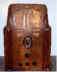 Philco 620 Tombstone (1936)