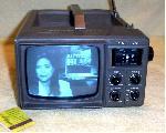 Bentley Portable Television