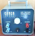 Cenco 79549 Low Voltage Power Supply