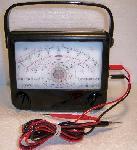 Simpson 269AF Volt Ohm Micrometer