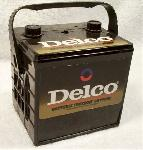 Delco Freedom Battery Radio