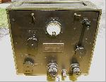 US Army Signal Corps BC-114 Transmitter