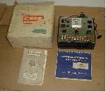 EMC 113 Tube Tester