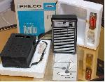 Philco RT-611 Transistor (1970s)