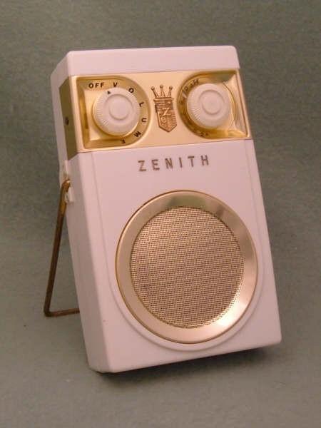 """Zenith Royal 500B """"Owl"""" (1957)"""