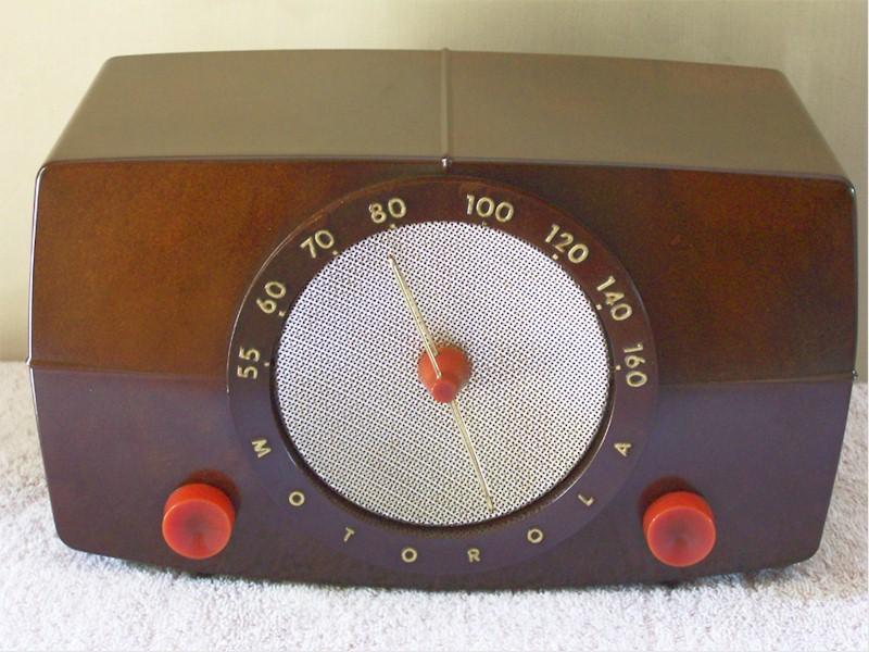 Motorola 6X-11U (1950)