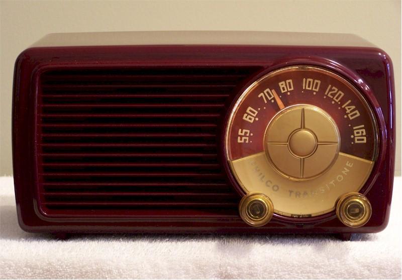 Philco B572 (1954)