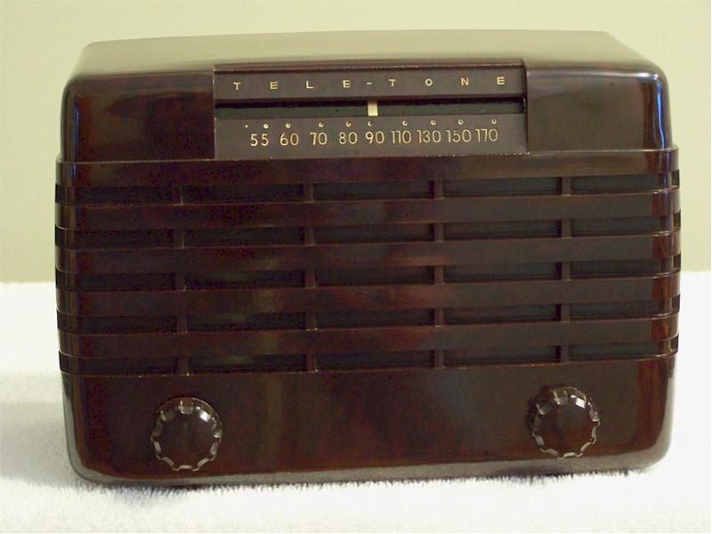 "Tele-Tone 135 ""Dynamite"" (1947)"
