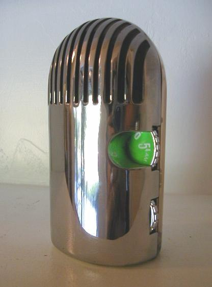 Lunavox Microphone Radio