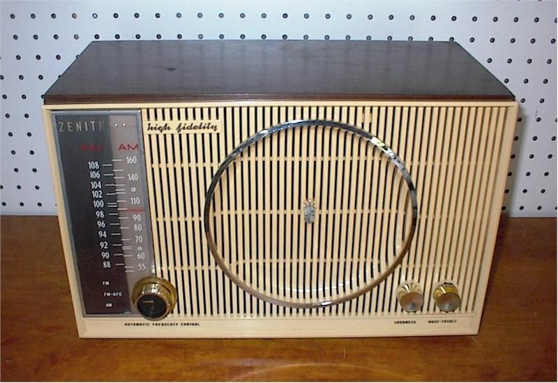 Zenith H845 (1960)