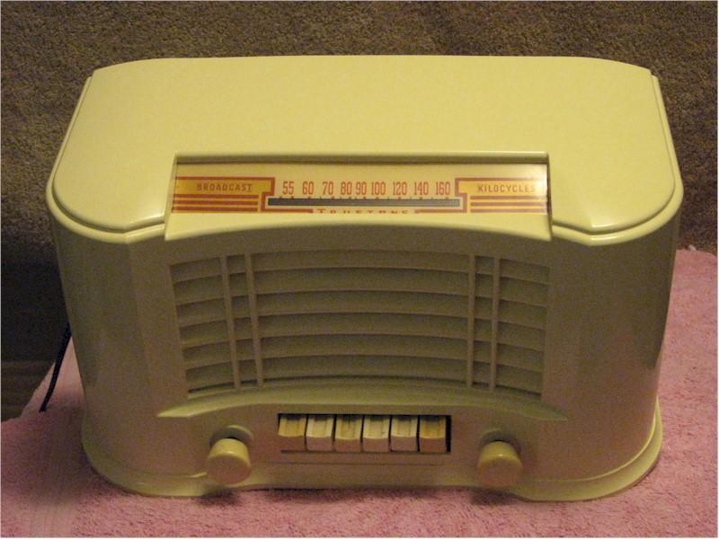 Truetone D-2616 (1946)