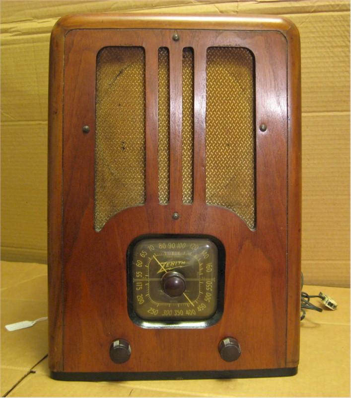 Zenith 5-R-135 Tombstone (1937)
