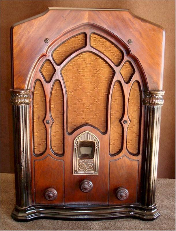 """RCA R-8 """"Superette"""" (1933)"""