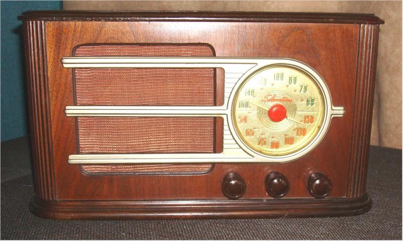 Silvertone 6050 (1939)
