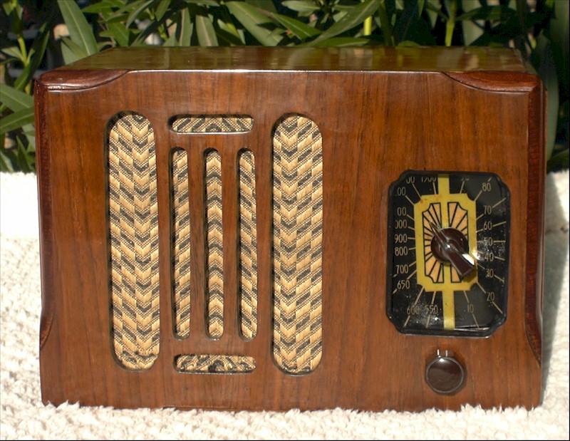 Mystery TRF Radio