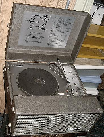 Voice of Music 216 Record Player