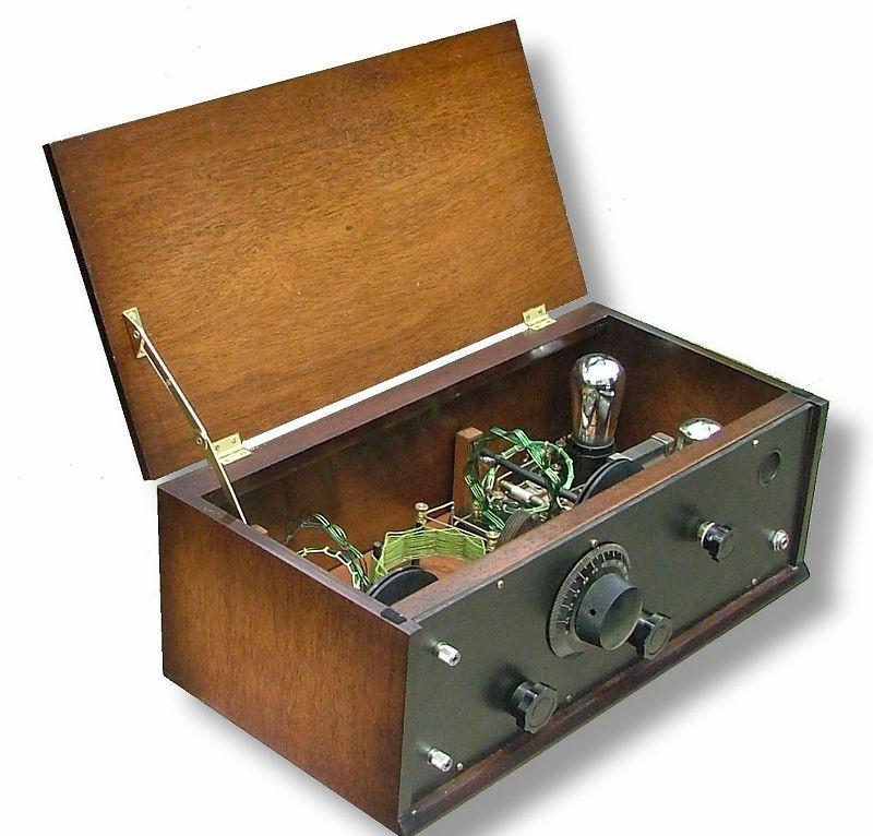 Homebrew Schnell Receiver