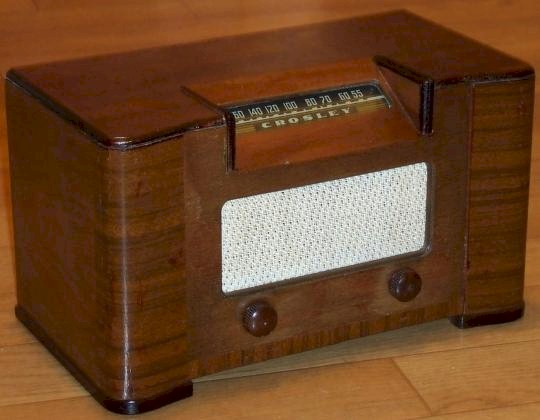 Crosley 56TV-O (1947)