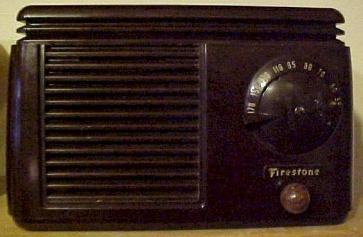 Firestone Radio (1939)