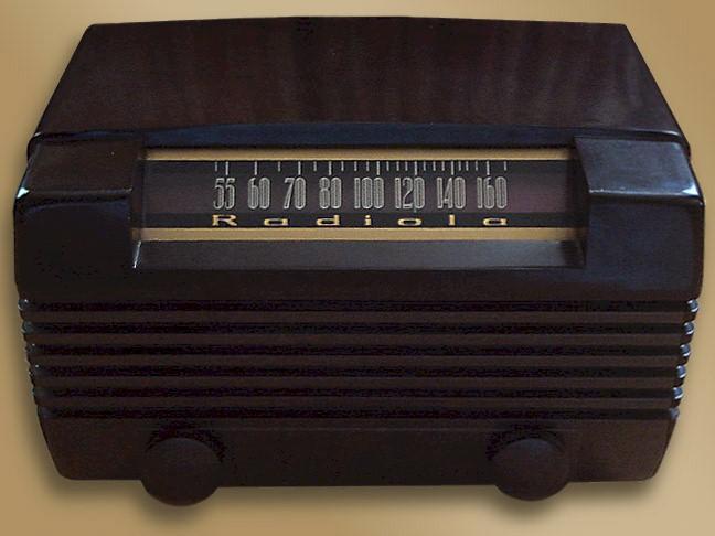 RCA Radiola 61-8 (1946)
