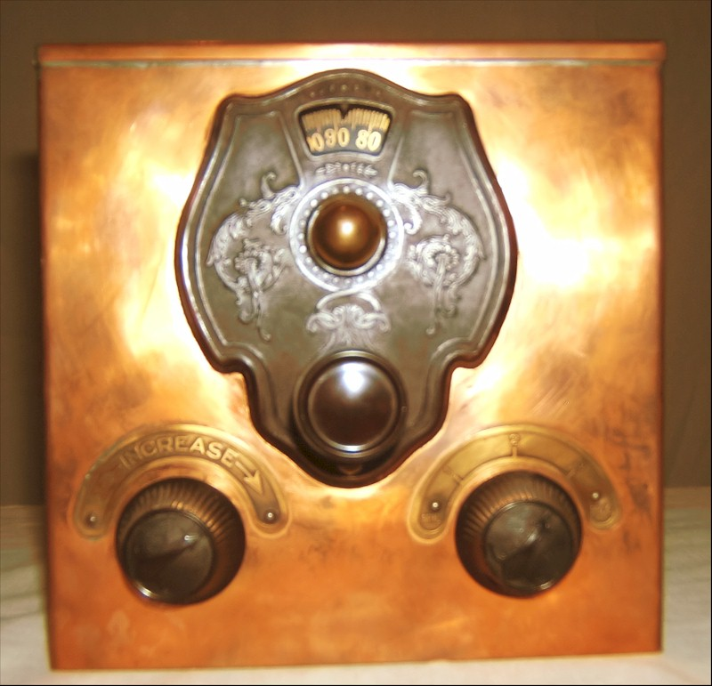 H.F. Scott Short Wave Adapter (1929)