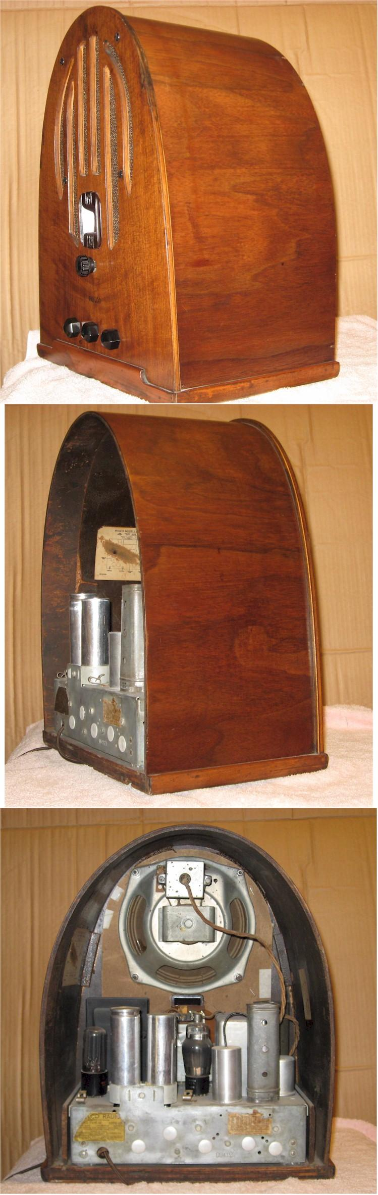 Philco 60B Cathedral (1936)