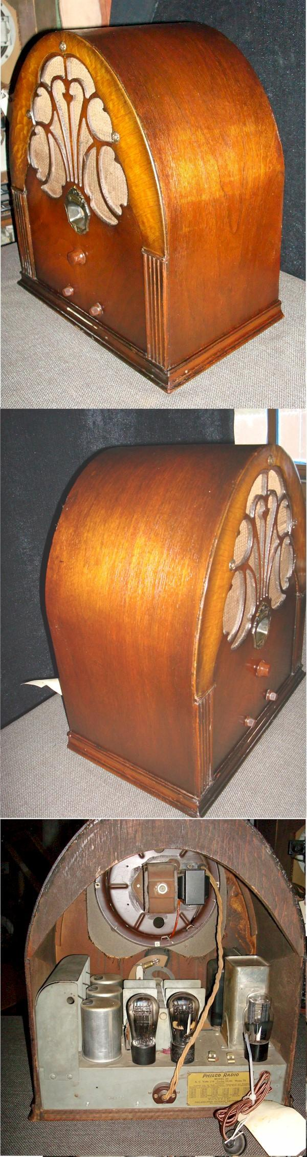 Philco 20 Deluxe Cathedral (1930)