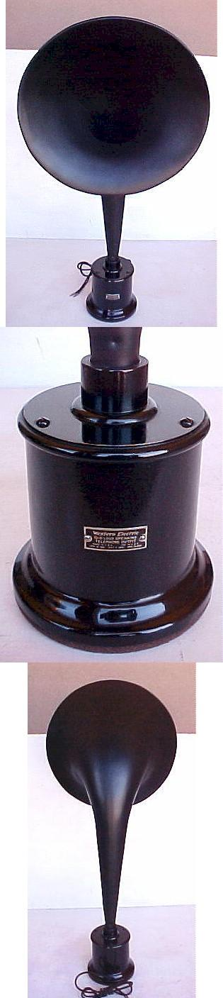 Western Electric 10-D Horn Speaker (1921)